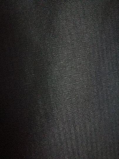 Baosenren 2018秋冬薄款加绒运动外套夹克风衣男跑步修身运动服休闲防风防晒衣男 深蓝色加绒 XL尺码偏大建议拍小一码 晒单图