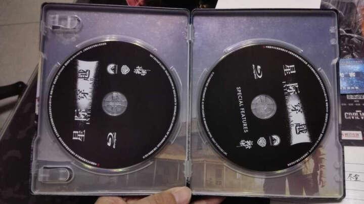 星际穿越(铁盒版 蓝光碟 2BD50) 晒单图