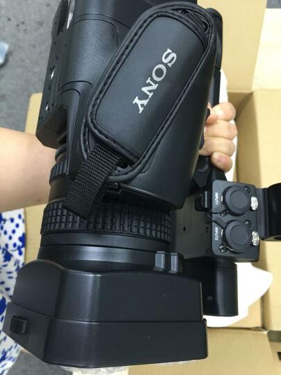 索尼(SONY) 肩扛式高清数码摄录一体机 婚庆 会议 索尼专业数码高清摄像机 HXR-NX100专业摄录一体机 套餐一 晒单图