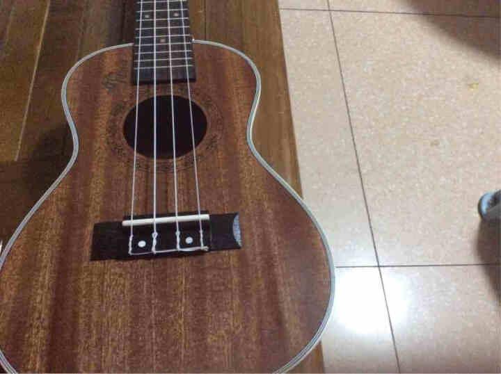 帕特里克Patrick 尤克里里乌克丽丽 23寸21寸 夏威夷小吉他ukulele 26寸云杉单板 晒单图