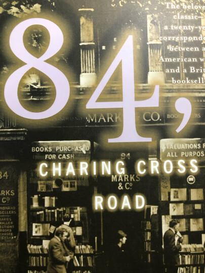 84 Charing Cross Road  查令十字街84号 英文原版 晒单图