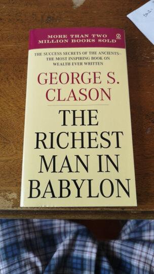 The Richest Man in Babylon巴比伦富翁的理财圣经 英文原版 晒单图