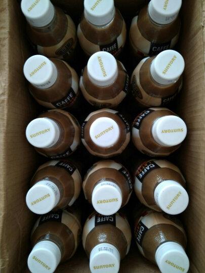三得利 利趣拿铁咖啡饮料480ML*15瓶 整箱 晒单图