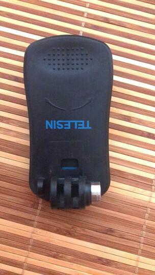 TELESIN Gopro7 6背包夹HERO5 4配件360度可旋转固定夹 小蚁4K相机适用 gopro背包夹送螺丝 晒单图