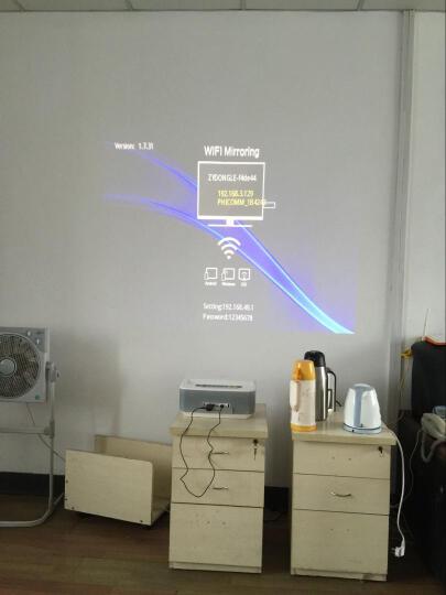 飞利浦PHILIPS HDP1690 WIFI无线3D家庭影院投影机短焦智能安卓系统投影仪 HDP1550 安卓系统智能3D 晒单图