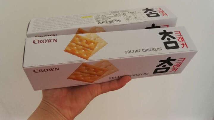 韩国进口可拉奥(可拉奥)小动物 饼干 70g*2 晒单图