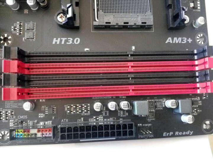 技嘉(GIGABYTE)970-Gaming主板 (AMD 970/Socket AM3+) 晒单图