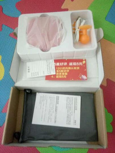 HANDIC汉尼 7500毫安充电宝 可爱迷你轻薄 移动电源 大毫安 白色 晒单图