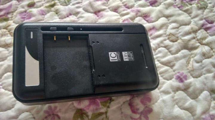 真蓓 BM42手机电池 适用于红米note 红米note增强版电池4G版 盒装---二维码验证--(进口电芯)+座充 晒单图