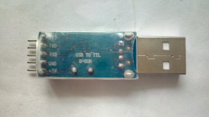 3C-GO USB转TTL PL2303HX模块 串口 升级 STC单片机下载线 晒单图