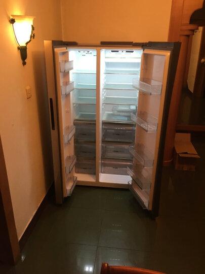 【99新】 Haier/海尔BCD-649WDVC对开双门变频大容量无霜冰箱 杀菌独立保湿 晒单图