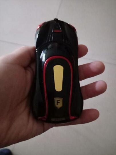紐萬(Niuwan) F1 CDMA电信2G 迷你手机 超小汽车跑车学生手机 儿童手机 黑色 晒单图
