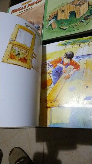 宝宝描线涂色书.4~5岁. 基础篇 晒单图