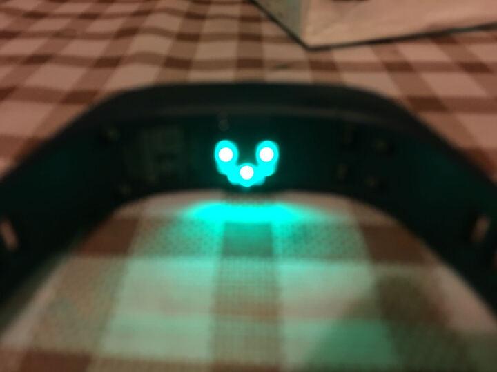 佳明(GARMIN)vivosmart HR 智能光学心率手环心率实时监测 深蓝色 晒单图