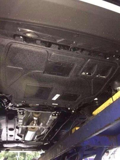 塑钢3D汽车发动机护板17款18款专车专用下护板车底防撞底盘护板 长安CS35/CS75/致尚/逸动XT/悦翔V7 晒单图