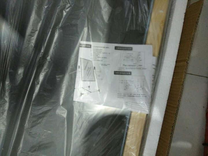 Glo-Loons荧光板53X100免支架一体式发光手写字板立式led黑板荧光屏电子广告板 荧光板+粗笔+巨粗笔+配件套装 晒单图