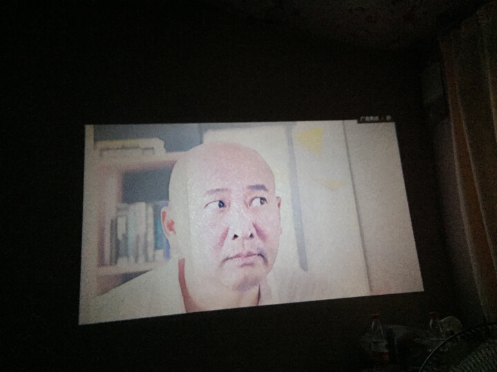 Rigal 瑞格尔投影机 家庭影院WiFi手机无线蓝牙投影仪办公 家用HDMI高清接口 U盘直读 增强版带WIFI蓝牙带手机同屏白色810 晒单图