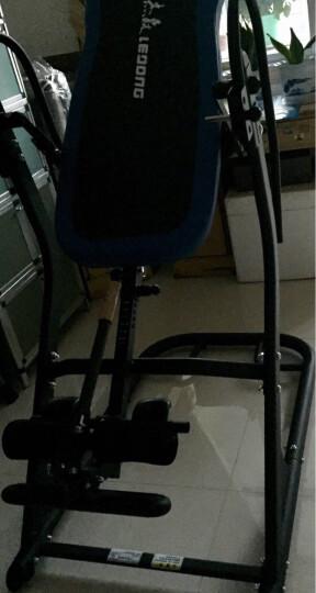 杰森 倒立机家用 倒挂倒立器健身器材 腰椎拉伸倒立架 倒吊增高器材M7 赠健身扭腰盘 晒单图