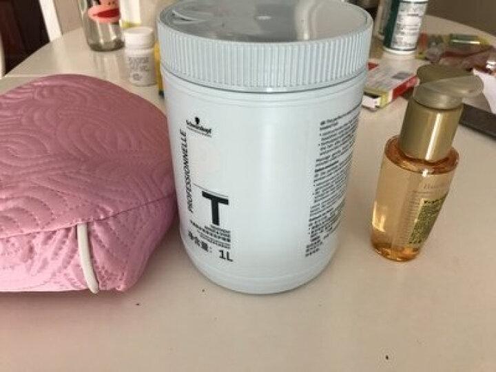 施华蔻(Schwarzkopf) 德国专业修护亮泽发膜1000ml 免蒸护发倒膜营养头发护理霜护发素 晒单图