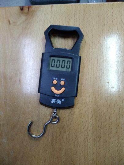 英衡 便携式手提秤 手提称电子称50kg 手提电子秤迷你快递称精准弹簧秤 手提秤50kg 晒单图