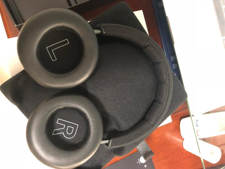 B&O PLAY H7 无线蓝牙头戴式包耳手机耳机游戏耳机 触控操作 bo耳机  自然色 晒单图