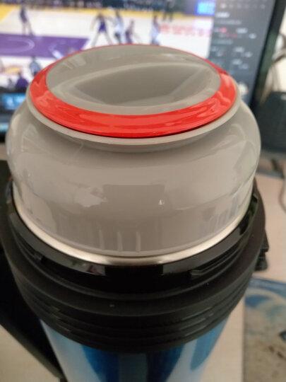哈尔斯保温壶户外旅行壶2L大容量304不锈钢真空旅行车载广口暖热开水壶热水瓶壶 1.8L本色 晒单图
