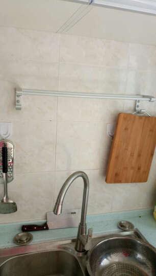 卡希亚 太空铝毛巾架浴巾架浴室卫浴五金挂件套装 超值 升级款E套餐3件套+赠品 晒单图
