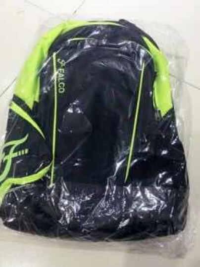 法尔考 羽毛球包双肩 2只装 3只装拍包男女款多功能运动大容量 明媚粉(送1对运动护腕) 晒单图