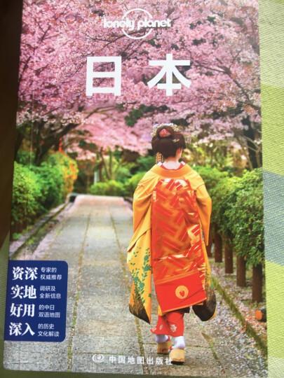 孤独星球Lonely Planet国际旅行指南系列:日本(第二版) 晒单图