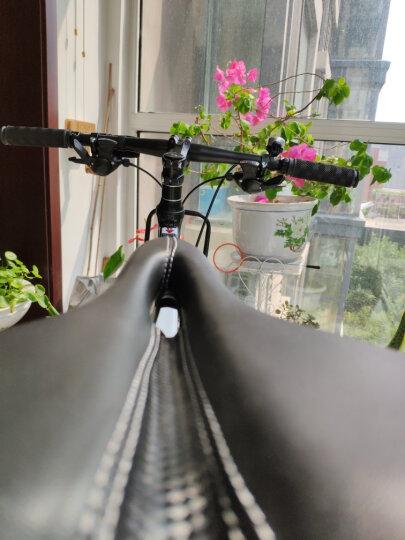 永久(FOREVER) 山地车公路自行车 铝合金24变速700C 男女旅行单车QJ066 白金色 700 C 晒单图