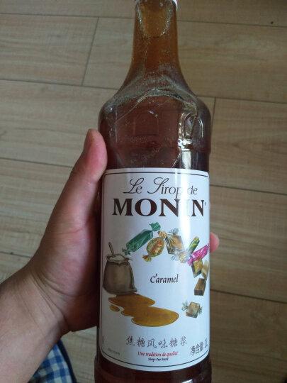 莫林糖浆 浓缩调酒咖啡伴侣果酱 橘皮风味糖浆 1000ml 晒单图