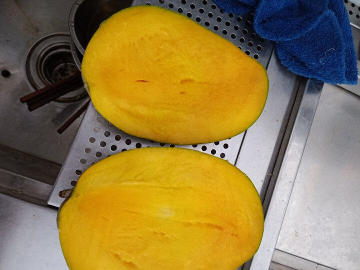 原味邦 四川攀枝花凯特芒果 2.5kg装  水果 晒单图