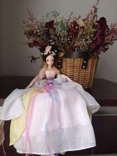 可儿娃娃(Kurhn)中国古装新娘系列 唐韵佳人 古装娃娃 儿童玩具 女孩生日礼物 公主洋娃娃 9070 晒单图