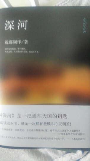 深河 〔日〕远藤周作,林水福 南海出版社 晒单图