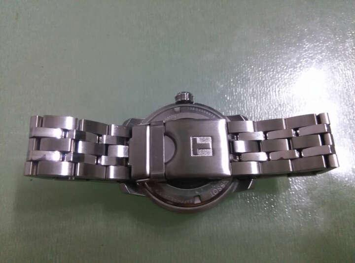 傲途(AOTU)适用于天梭PRC200系列T055.T462手表带钢带 钢表带 男女19mm T055.417A六针款男士19MM 男士款接口宽度 19MM 晒单图