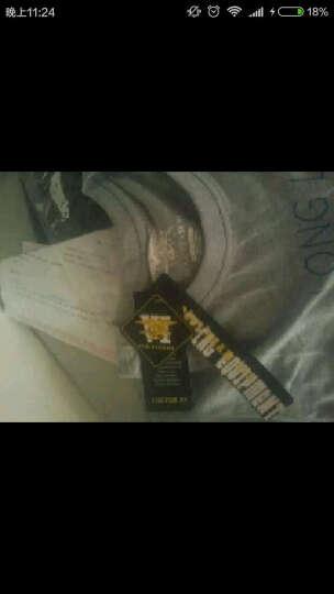 SEAL TEAM SIX 海豹六队战术男士圆领短袖T恤 骨蛙 棉质户外印花体恤 花灰 L 晒单图