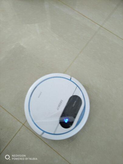 科沃斯 Ecovacs 扫地机器人  地宝小睿 智能规划扫地拖地一体 智能吸尘器家用超薄 年度爆款小睿扫拖合一规划清洁 晒单图