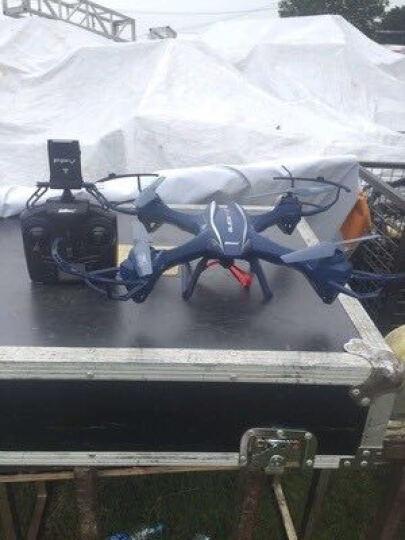 优迪 遥控飞机大型专业航拍无人机高清FPV航拍器遥控玩具飞机四轴航模飞行器图传航拍无人机 (双电版)带30W摄像头 晒单图