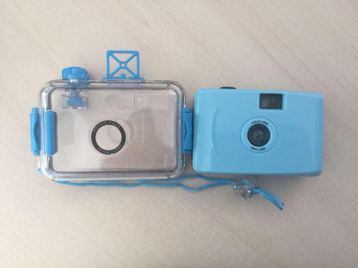 LOMO复古胶片相机 圣诞元旦节礼物 女生送闺蜜创意男生女友孩特别的生日礼物礼品送朋友同学老师 香芋紫 加胶卷 晒单图