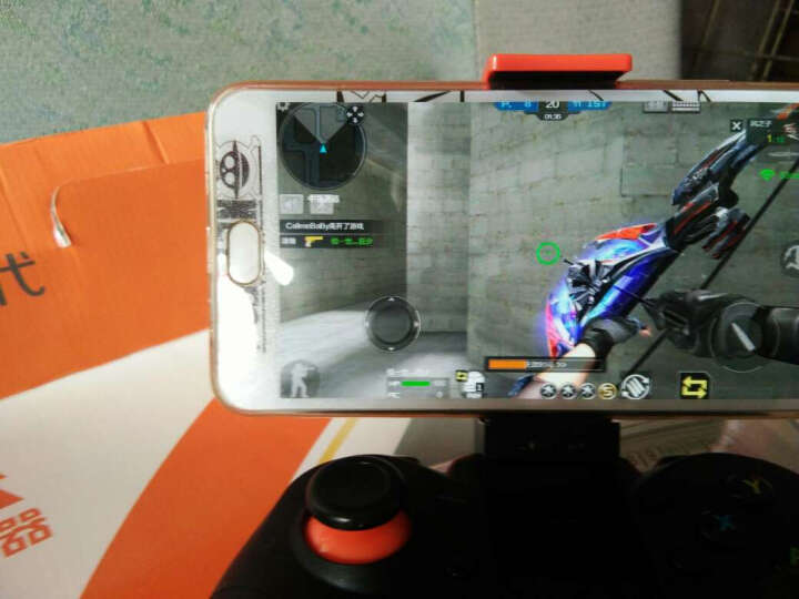 NGDS新游 手机游戏手柄王者荣耀吃鸡免越狱无线蓝牙IPAD苹果iOS安卓 N1Pro带震动-赠礼包 晒单图