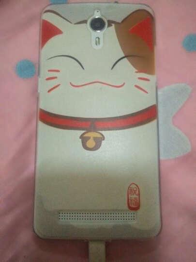 卡基努 手机壳手机套保护软外壳 适用于酷派8722V/8722/7722 招财猫 晒单图