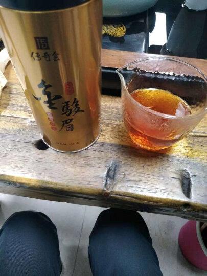 传奇会茶叶金骏眉红茶 新茶蜜香型500g武夷山金俊眉正山小种礼盒装 晒单图