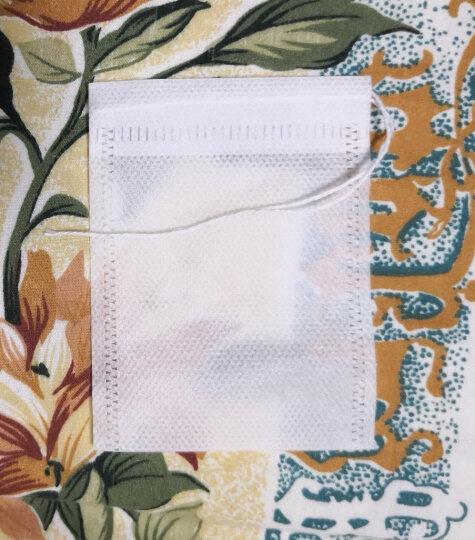 【100个装】茶包茶袋过滤泡茶袋煲汤中药纱布袋茶叶包装袋小泡袋茶叶袋一次性 100只装 晒单图