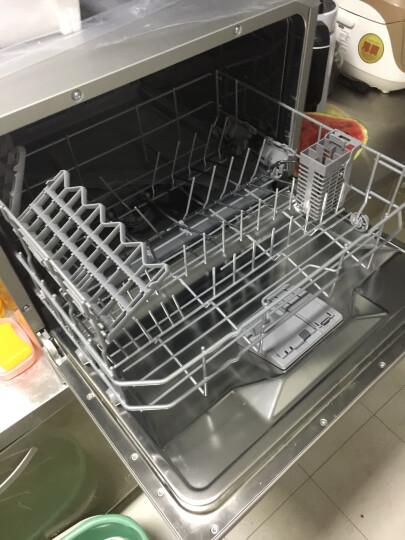 【2件9折】finish 洗碗机专用盐2kg软化水质防止水垢自动洗碗机专用清洁剂适用西门子海尔 晒单图