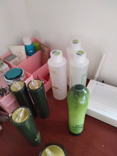 千纤草 美容工具2件套(喷瓶50ml+泡瓶10ml) 晒单图