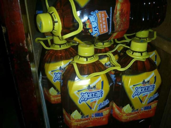 康师傅 冰红茶 柠檬红茶饮料 2L*6瓶 整箱装(新老包装随机发货) 晒单图