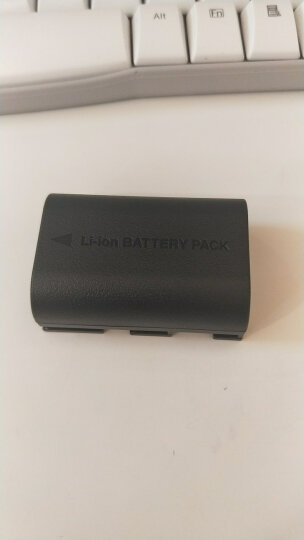 沣标(FB)LP-E6 数码相机电池 For佳能EOS 60D 70D 80D 7D2 6D2 5D2 5D3 5D4 5DSR单反相机可充电锂电池 晒单图