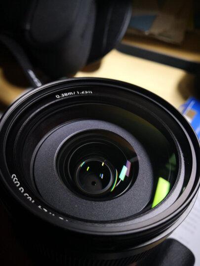 思锐(SIRUI)UV镜 滤镜 62mm 佳能尼康索尼单反镜头MC超薄多层镀膜UV镜 保护镜 晒单图