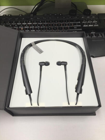 索尼(SONY)h.ear in Wireless MDR-EX750BT 无线立体声耳机(柠檬黄) 晒单图