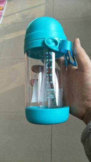 日康儿童水杯学饮杯晶透鸭嘴杯150ml(粉)RK-B1015 晒单图